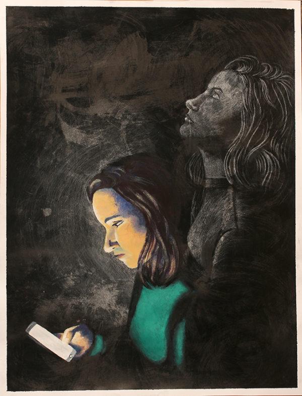 The Reflective portrait